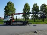 107 Haak- / Kraanwagen